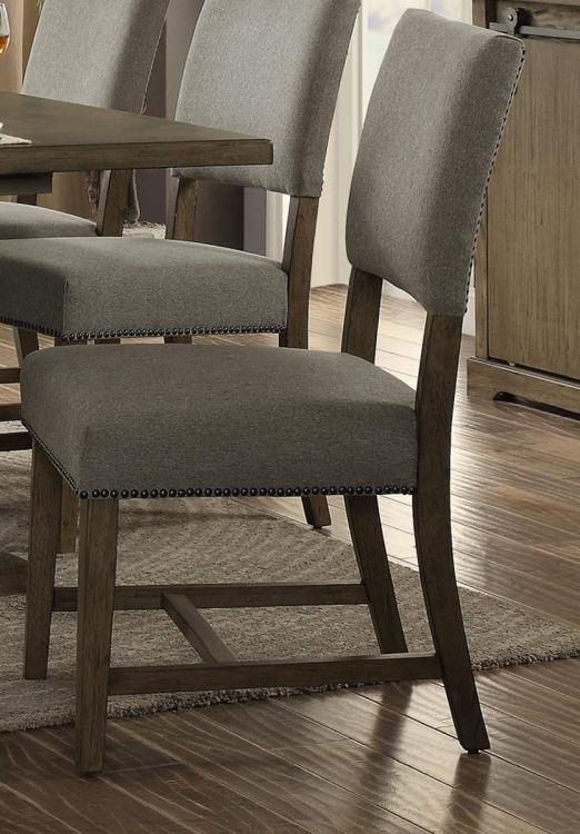 Wheaten Side Chair - Natural