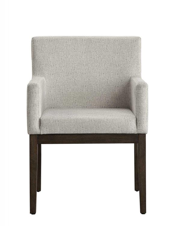 Ibiza Arm Chair - Light Oak