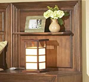Huntington Night Stand Wall Panel