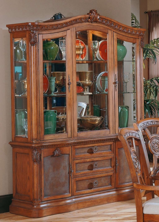 Homelegance Marseille China Cabinet