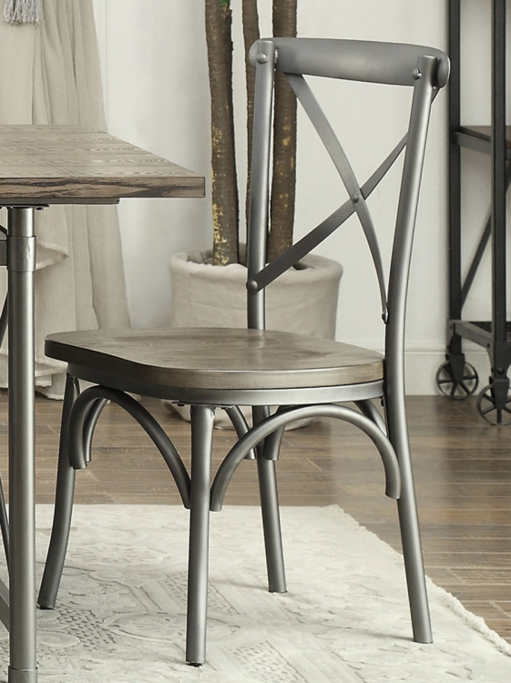 Springer Side Chair - Weathered Gray