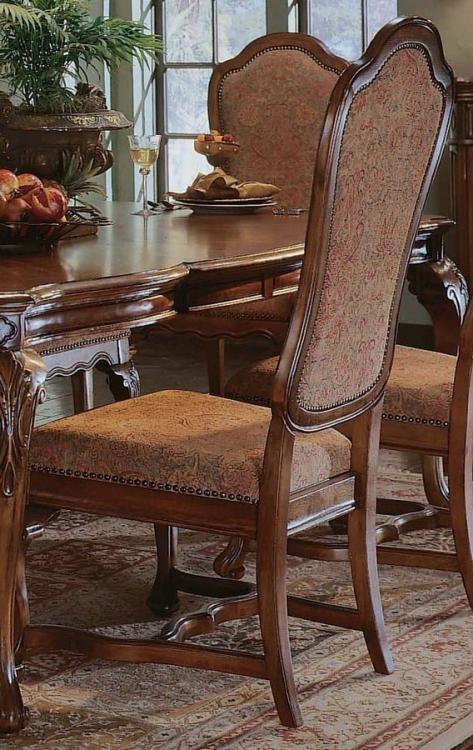 La Habana Side Chair Fabric Back