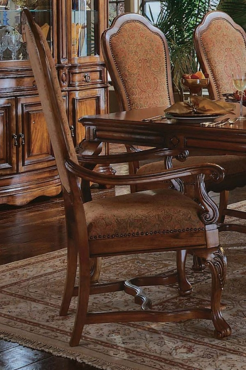 La Habana Arm Chair Fabric Back