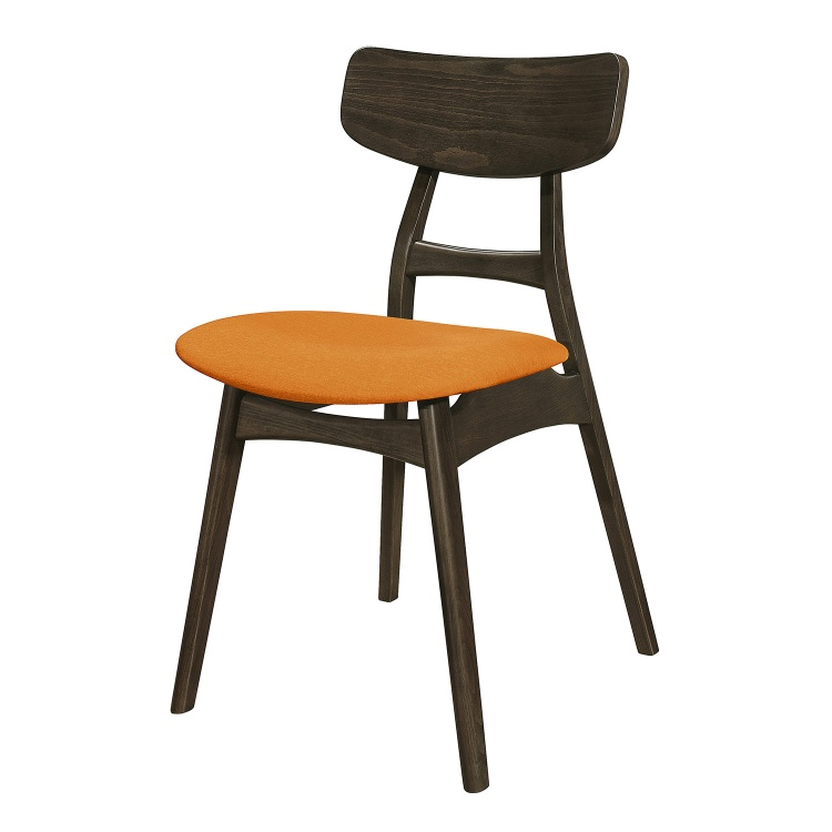 Tannar Side Chair - Orange