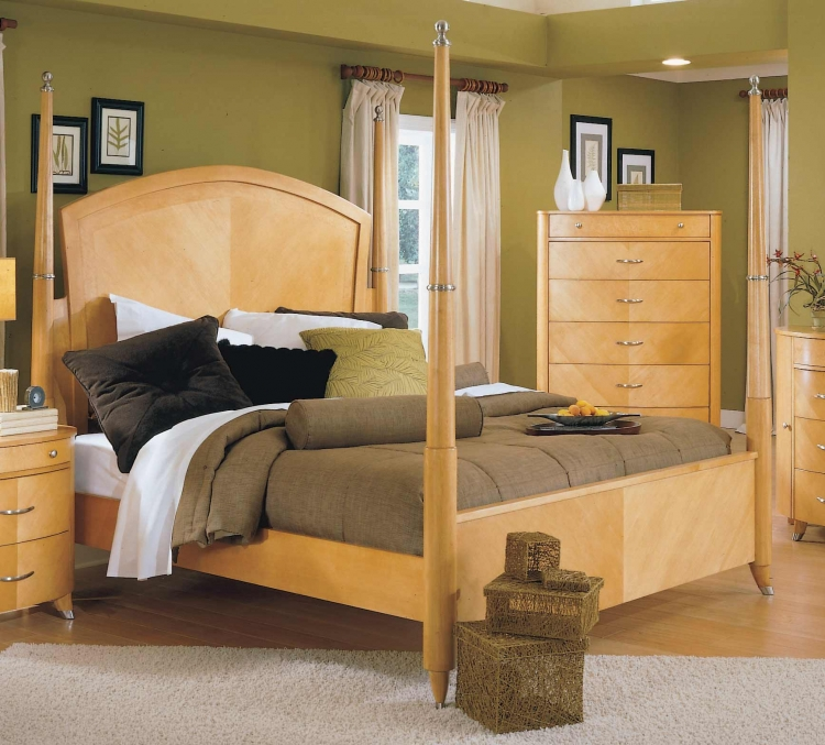 Levanto Poster Bed