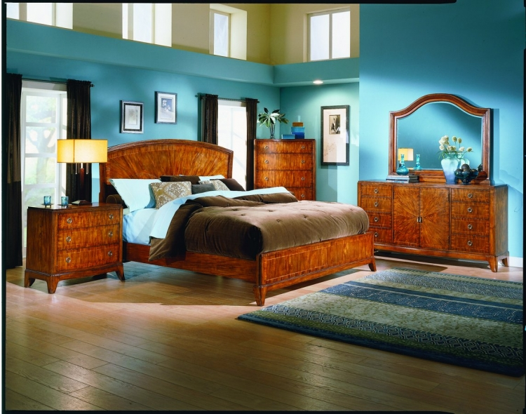Passport Bed Low Profile Footboard