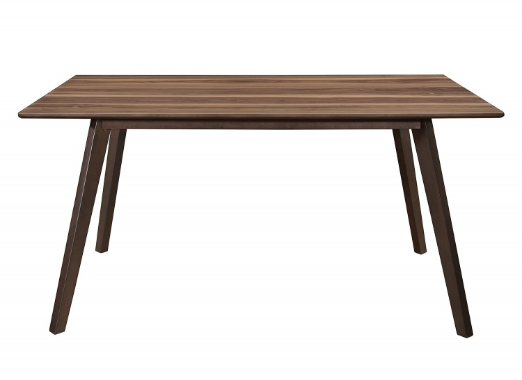 Steer Dining Table - Walnut 2-Tone