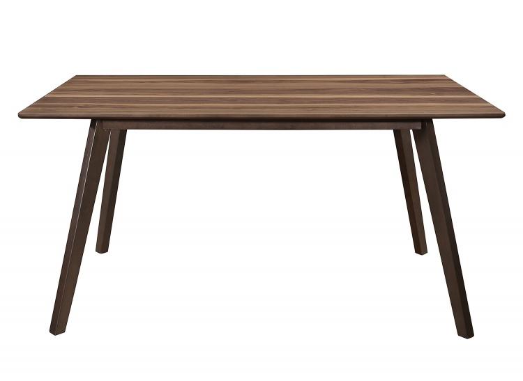 Steer Dining Table - Walnut 2-Tone