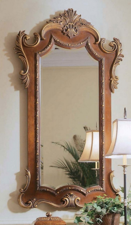 Pulaski Royale Nightstand Mirror