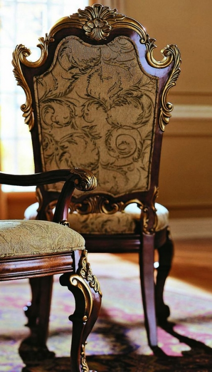 Royale Side Chair Fabric