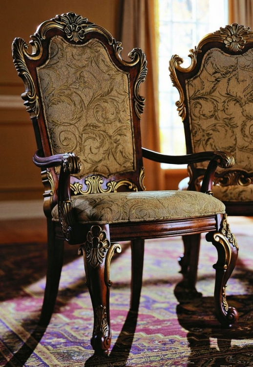 Royale Arm Chair Fabric
