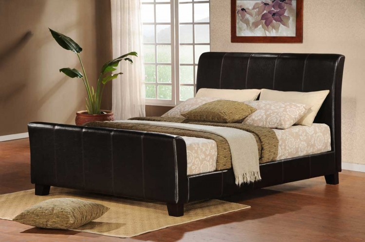 Syracuse II Panel Bed