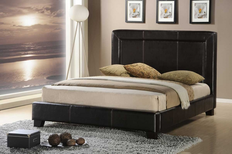 Syracuse II Platform Bed