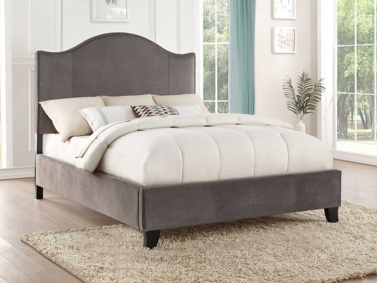Carlow Bed - Gray