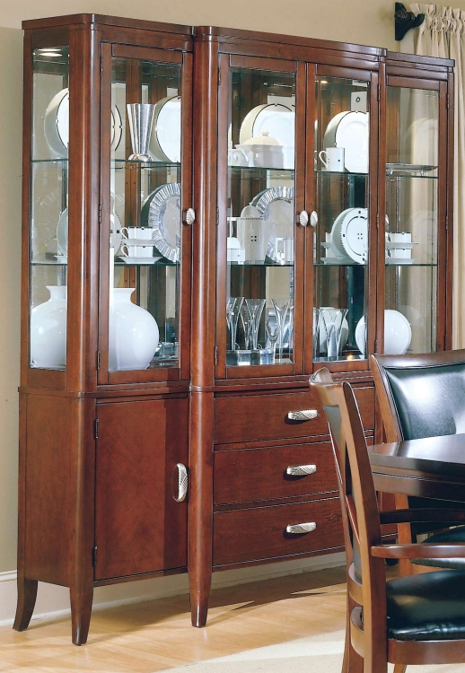 Homelegance 5th Avenue China Cabinet