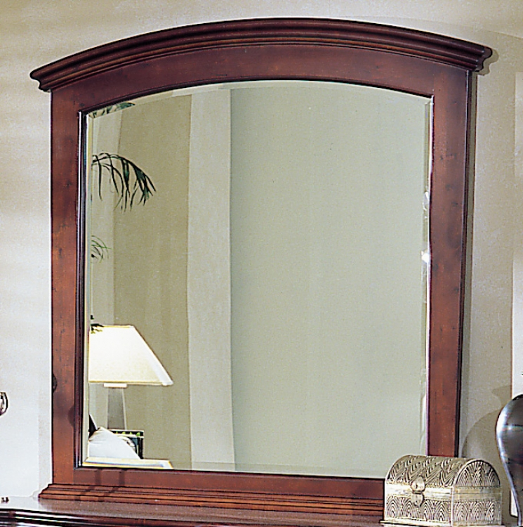 5th Avenue Landscape Mirror with Bevelled Glass