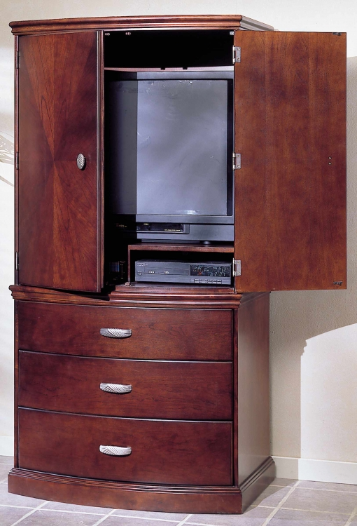 5th Avenue 2-Door 3-Drawer Armoire