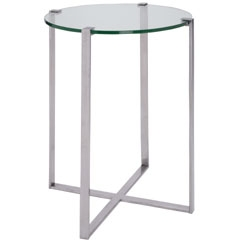Uptown Side Table - Traditional Accents