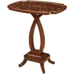 Bella Vista Table - Traditional Accents