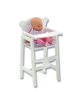 Lil' Doll High Chair - KidKraft