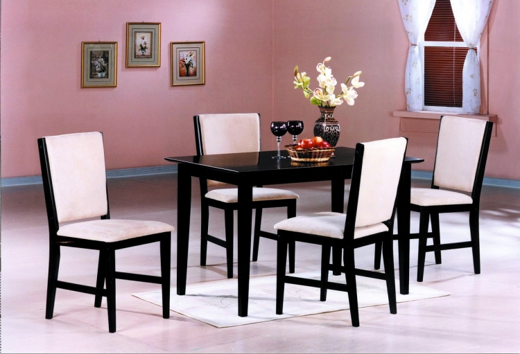 Milano Dining Table in Solid Wood