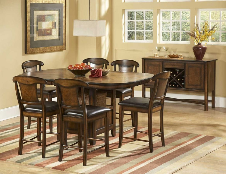 Westwood Counter Height Dining Collection - Homelegance