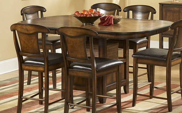Westwood Counter Height Dining Table - Homelegance