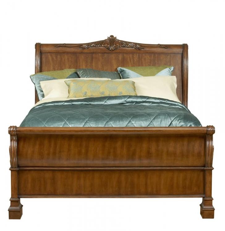 Beckenham Sleigh Bed