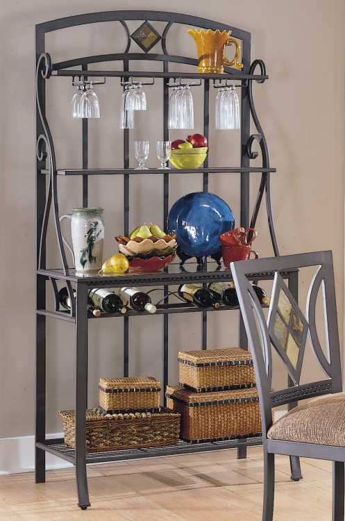 Homelegance Meadow Bakers Rack