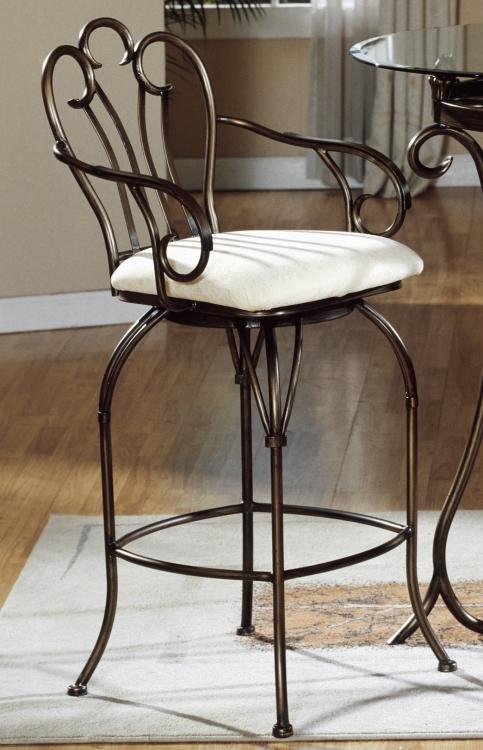 Homelegance Tulip Pub Chair Swivel