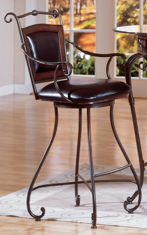 Rossete Pub Chair Swivel