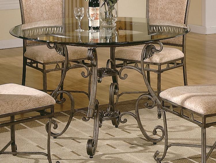 Terrington Round Dining Table