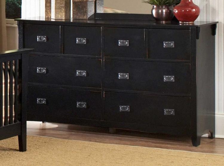 Canton Maloney Dresser - Black
