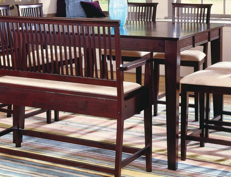 Highlander Counter Height Dining Table