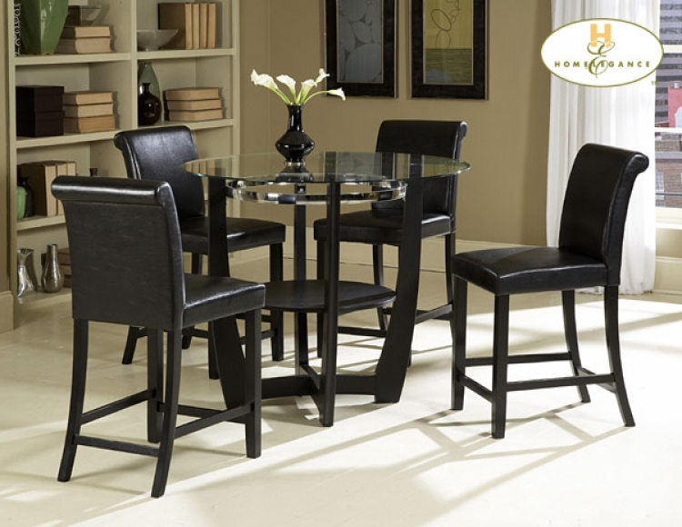 Sierra Counter Height Dining Collection - Homelegance