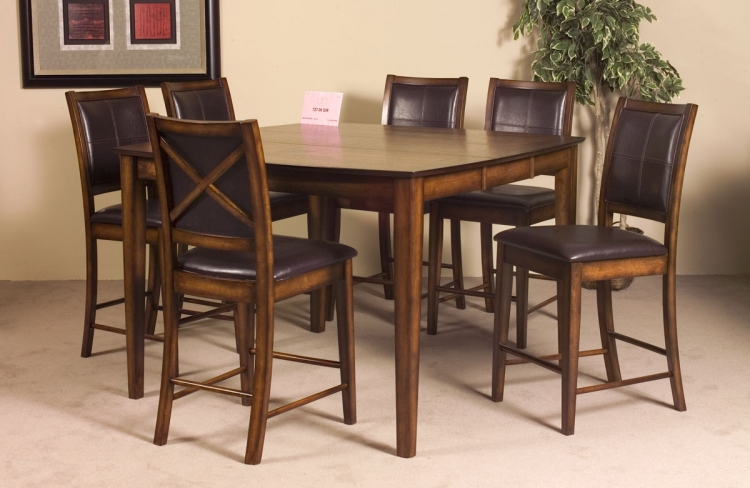 Verona Counter Height Dining Collection-Homelegance
