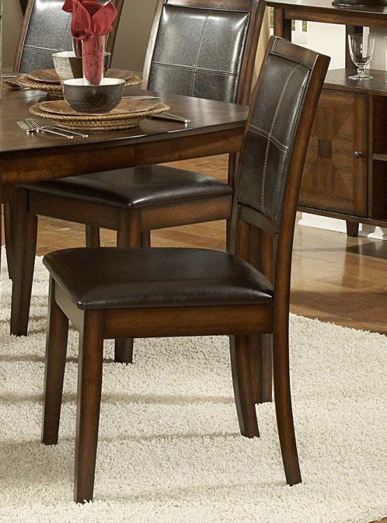 Verona Side Chair - Homelegance