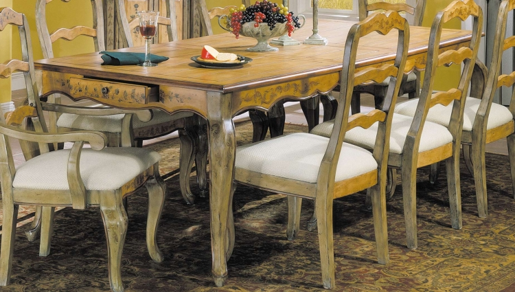 Camden Dining Table with Extension