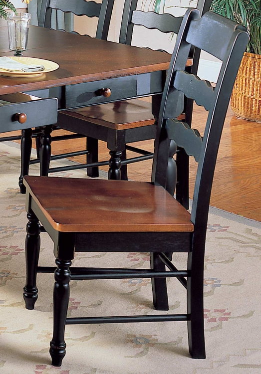 Sedgefield Side Chair with Ladderback