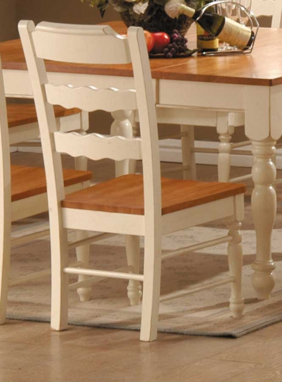 Sedgefield Side Chair in White