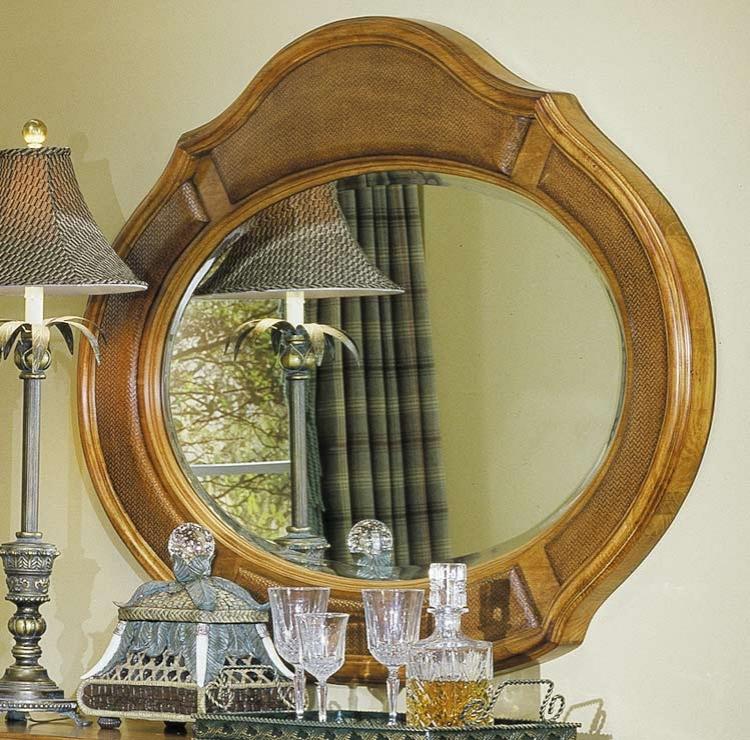 Homelegance Sahara Mirror with Bevel Edge