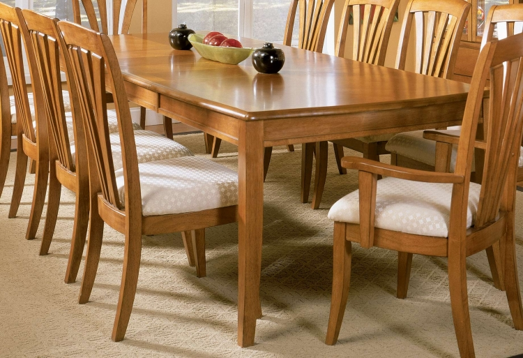 Tiburon Dining Table with Two Extensions