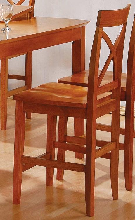 Vermont Counter Height Chair Oak