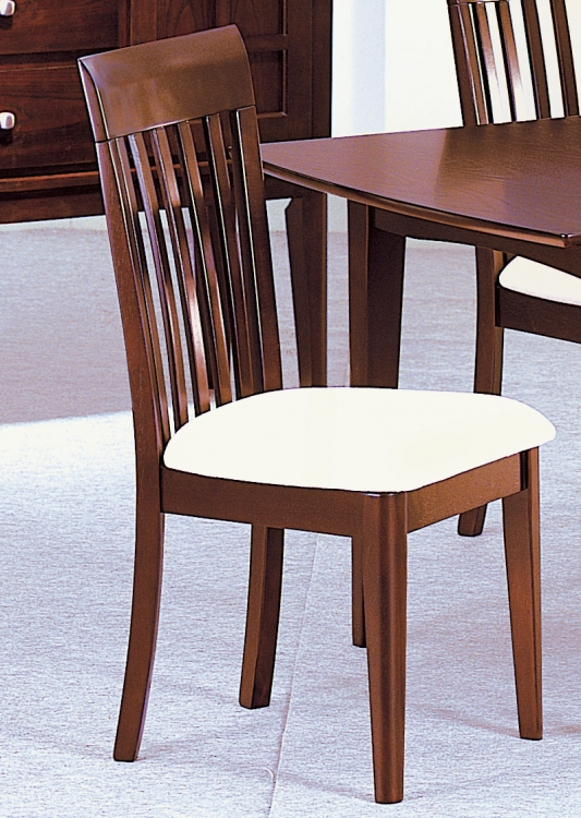 Lisa Chair with Contoured Back