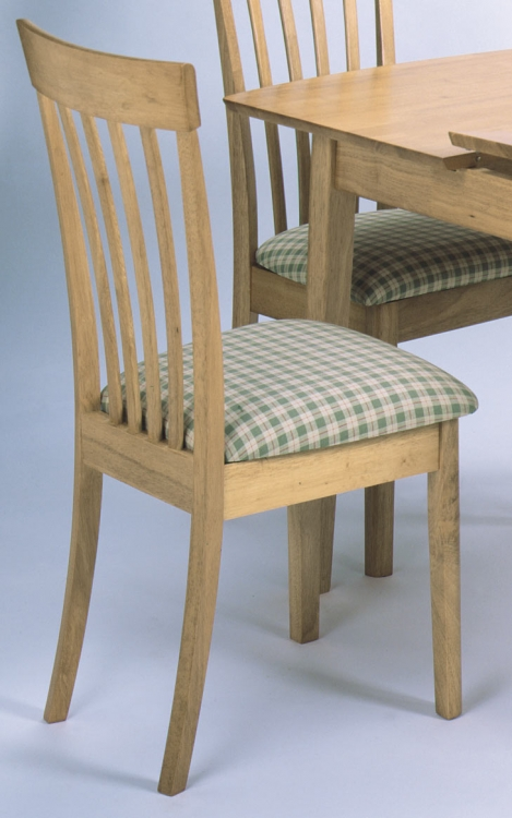 Lisa Solid Wood Chair