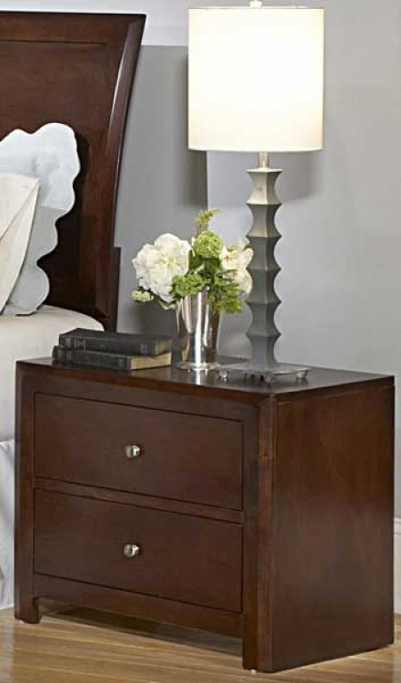 Copley Night Stand - Homelegance
