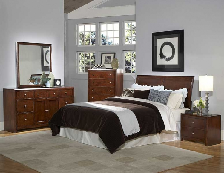 Copley Wood Bedroom Collection - Homelegance