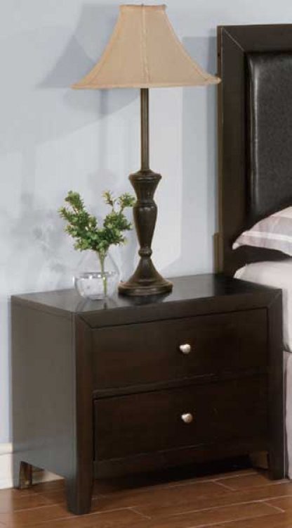 Caldwell Night Stand - Homelegance