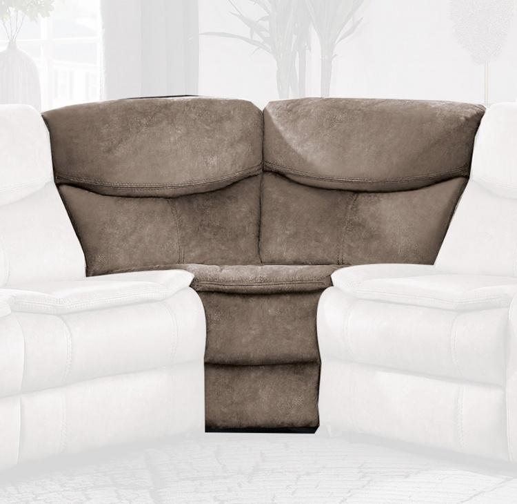 Bastrop Corner Seat - Brown