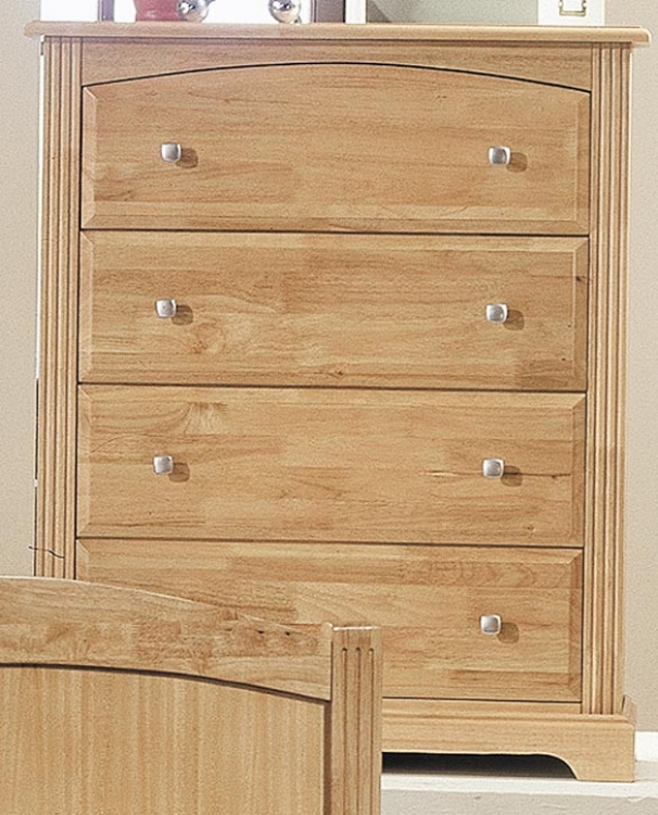 Truckee 4 Drawer Chest - Maple - Homelegance